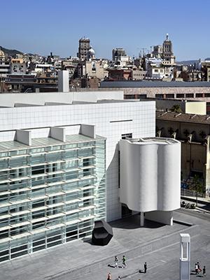 El MACBA, nueva sede de PrimaveraPro