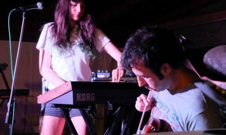 El dúo italiano, en uno de sus directos // Control Unit