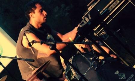 Mau Boada, Esperit!, al seu concert al Faraday del passat mes de juny // R. Izquierdo
