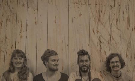 El cuarteto, en una imagen promocional