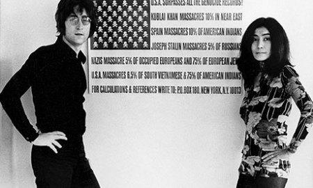 John Lennon y Yoko Ono, en una imagen de archivo