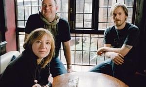 La banda de Bristol, en una imagen de archivo // PORTISHEAD