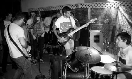 Sandlot, en un directo en Los Angeles