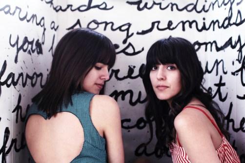 Las hermanas Brown, en una imagen promocional
