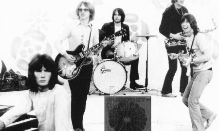 Els Grapefruit, en una imatge promocional del 1968