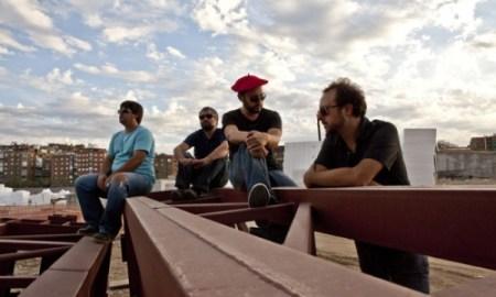 Imagen promocional de la banda // LIMBO STARR