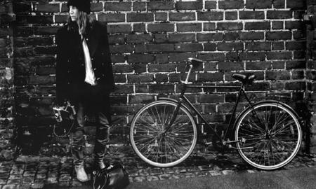 Imagen promocional para el nuevo trabajo de Patti Smith