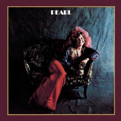 Portada de Pearl, de Janis Joplin