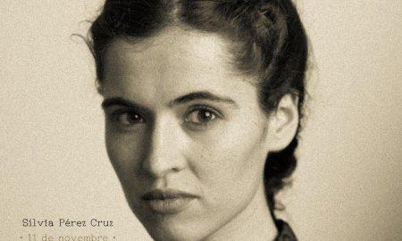 Portada de 11 de noviembre, debut en solitario de Sílvia Pérez Cruz