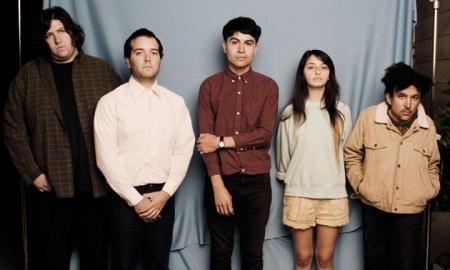 La banda, en una imagen promocional // Slumberland Records