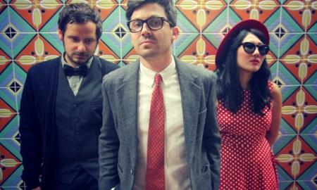 El trío, en una imagen promocional