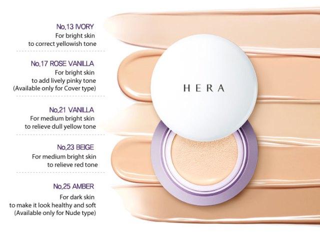 Hera Cushion Compact