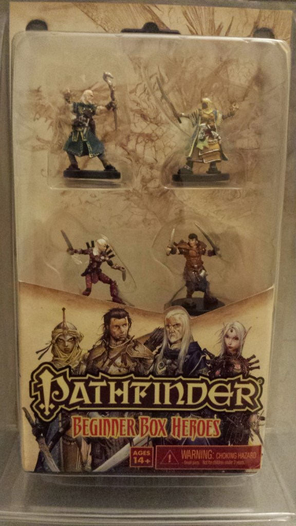 Pathfinder Beginner Box Heroes