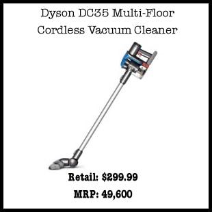 Dyson Multi-Floor Cordless Vacuum Cleaner