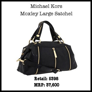 Michael Kors Mixley Large Satchel