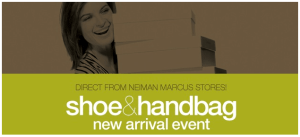 Last Call by Neiman Marcus Shoe & Handbag Event