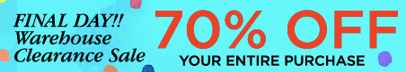 Swirl 70% off