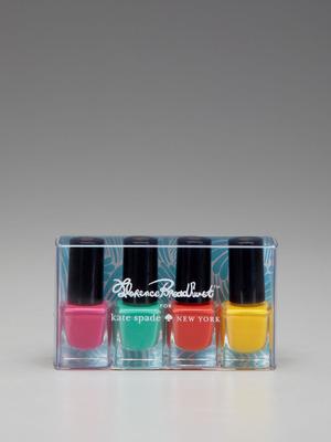 Kate Spade nail polish