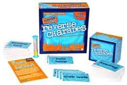 Reverse Charades Junior - Gifts for Kids - #giftguide