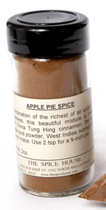 Apple Pie Spice - Stocking Stuffers for Women - FantabulouslyFrugal.com 2012 Holiday Gift Guide - #giftguide #stockingstuffers