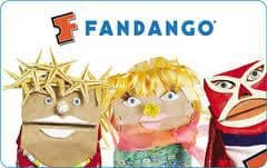 Fandango Gift Card - Gifts for Teachers