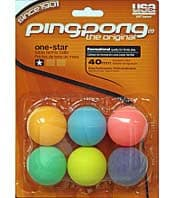 Ping Pong Balls - Stocking Stuffers for Men - FantabulouslyFrugal.com 2012 Holiday Gift Guide - #giftguide #stockingstuffers