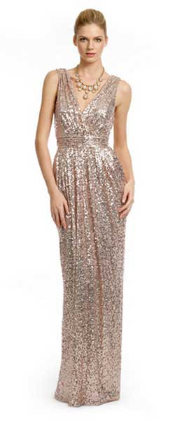 Badgley Mischka Glitz Gown