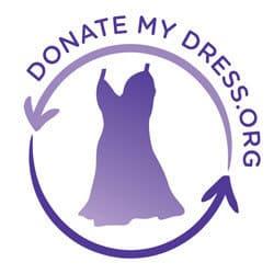 Donatemydress.org logo