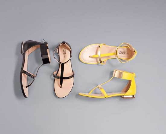 Prabal Gurung for Target Flat Sandals