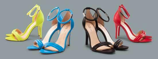 Prabal Gurung for Target Ankle Strap Heels