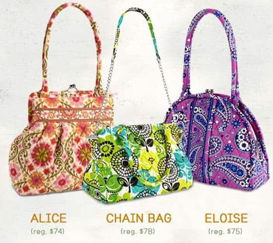 Vera Bradley $39 Handbag Sale