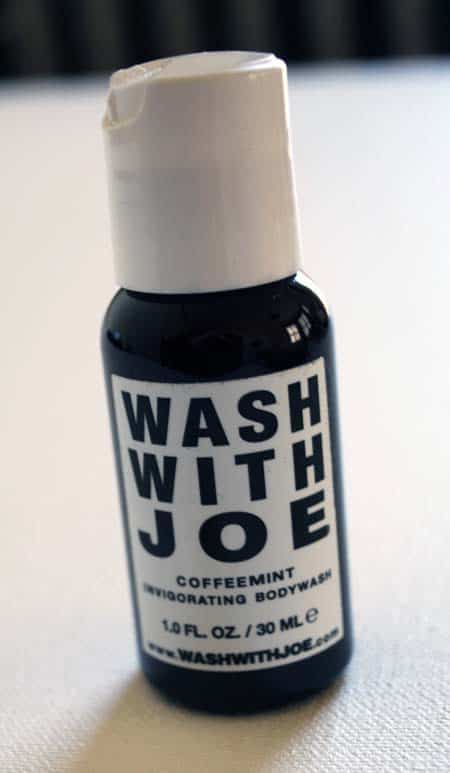 Wash with Joe Invigorating Body Wash