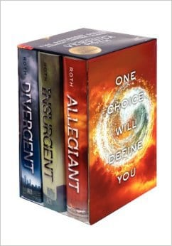 2013 Holiday Gift Guide: Divergent Trilogy