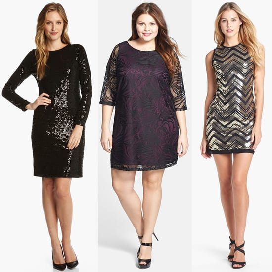 Holiday Dresses from Nordstrom Part 1