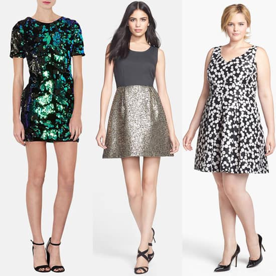 Holiday Dresses from Nordstrom Part 2