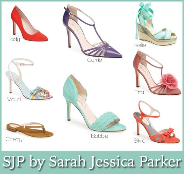 SJP by Sarah Jessica Parker Collection is now at Nordstrom