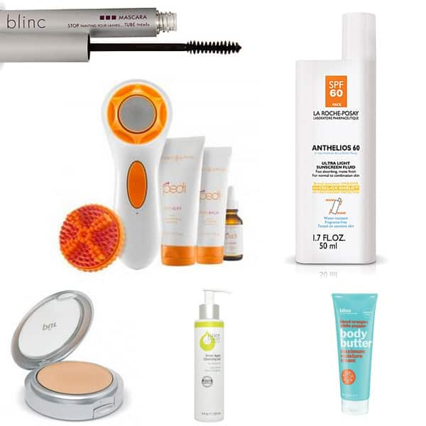 Beauty products from Skincare RX
