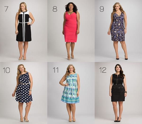 Dressbarn Sale: Plus Size Dresses