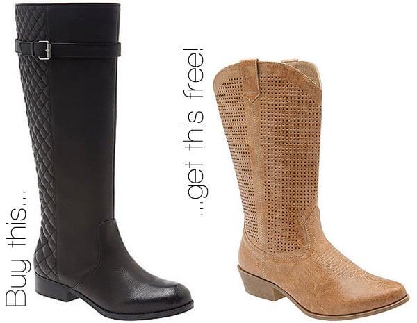 Lane Bryant BOGO Boots