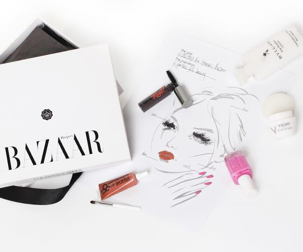 September Glossybox: Harper's Bazaar