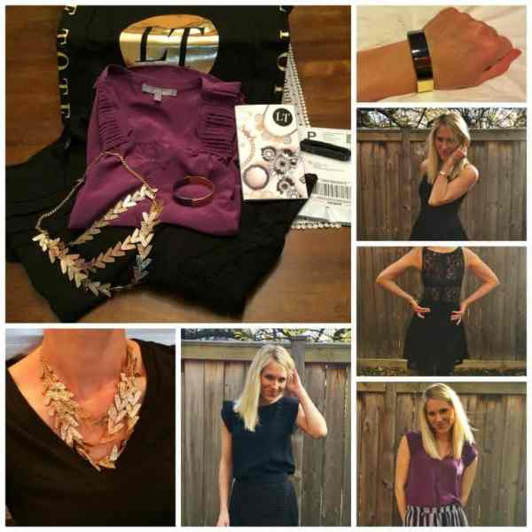 Le Tote Clothing Subscription Box Review- Clothing and Accessories