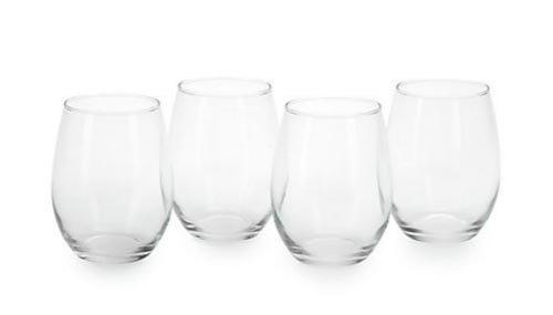 Luminarc Cachet 15oz Stemless Wine Glasses