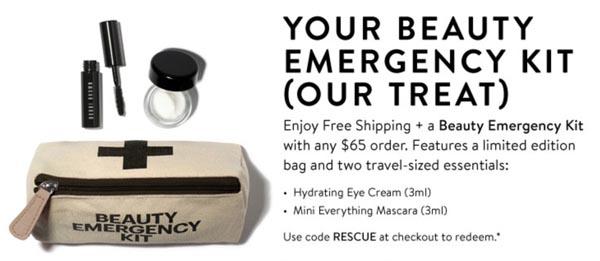 Bobbi Brown Beauty Emergency Kit