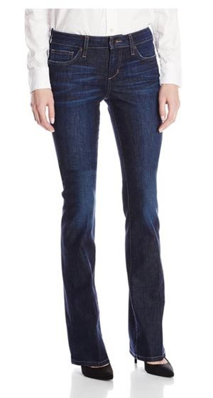 Joe's Jeans Women's Midrise Bootcut Jean in Adore