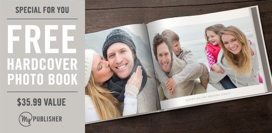 MyPublisher Free Photo Book