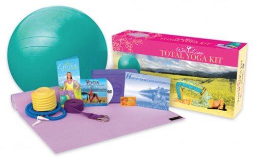 Wai Lana Total Yoga Kit