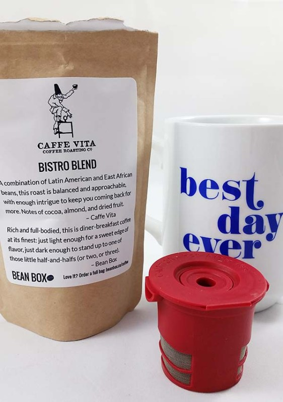 Morning Coffee from Bean Box
