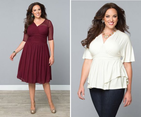 Plus Size Style from Kiyonna