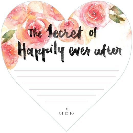 The Secret to Happily Ever After