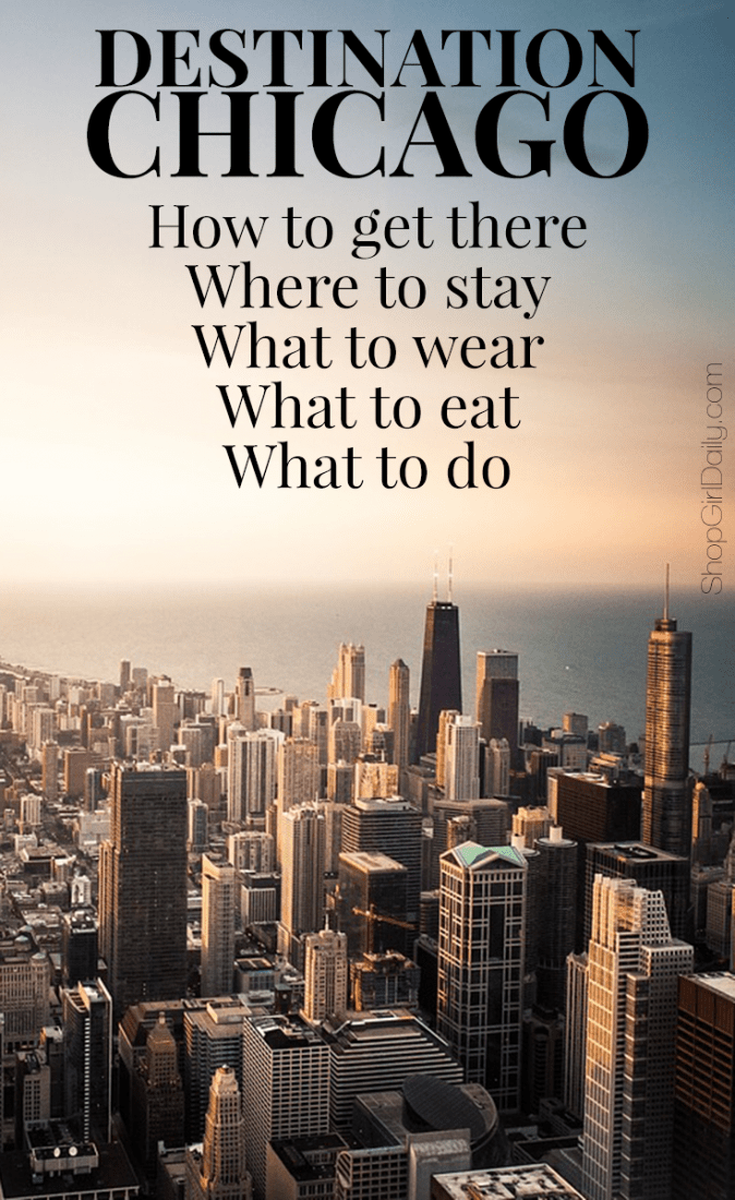 Destination Chicago: A Weekend in the Windy City
